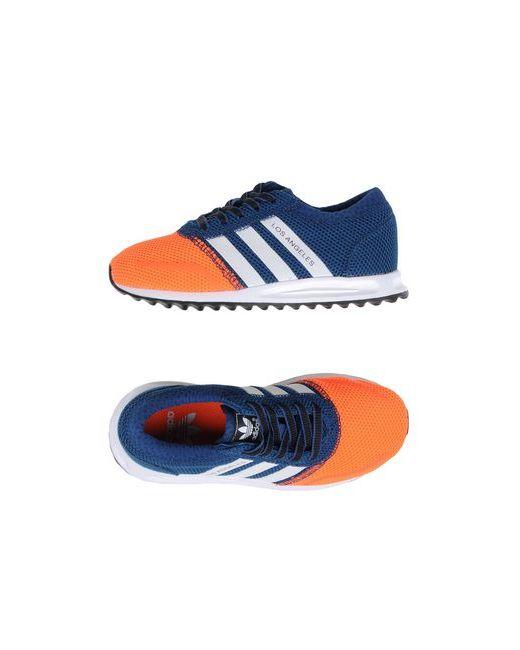 adidas Originals   Мужские Оранжевые Низкие Кеды И Кроссовки