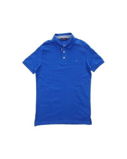 Brooksfield | Мужское Синее Поло