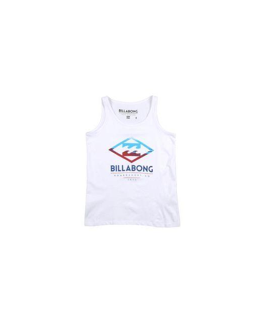 Billabong | Женская Белая Футболка