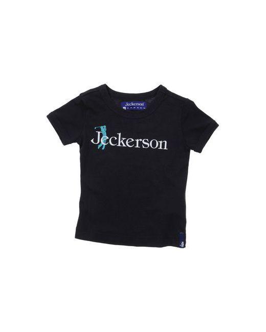 Jeckerson | Женская Чёрная Футболка