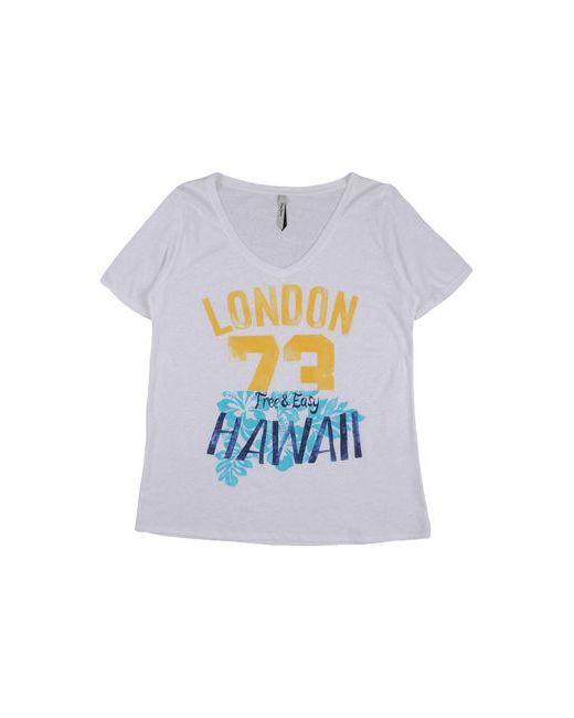 Pepe Jeans London | Женская Белая Футболка