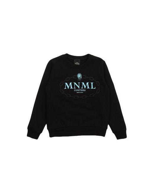 MNML COUTURE   Чёрная Толстовка
