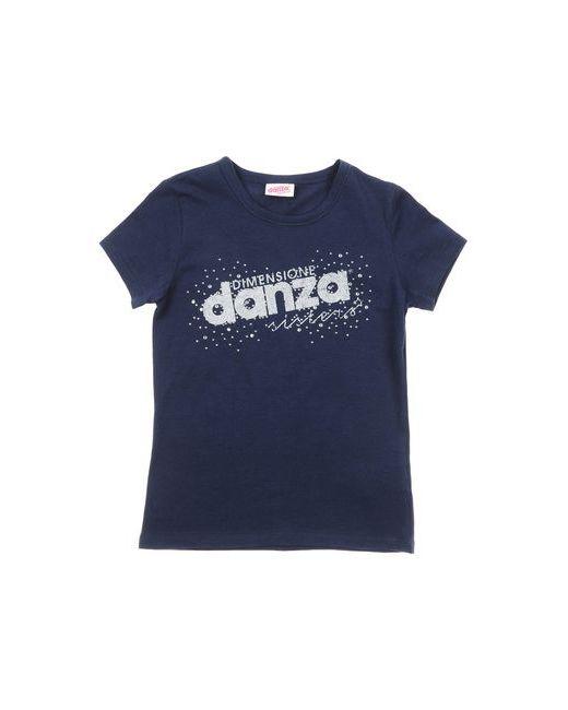 Dimensione Danza Sisters | Женская Синяя Футболка