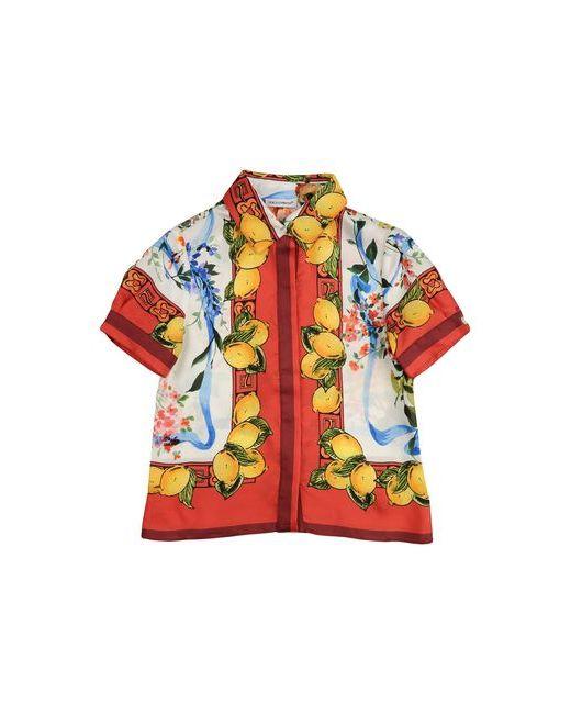 Dolce & Gabbana | Женская Красная Pубашка