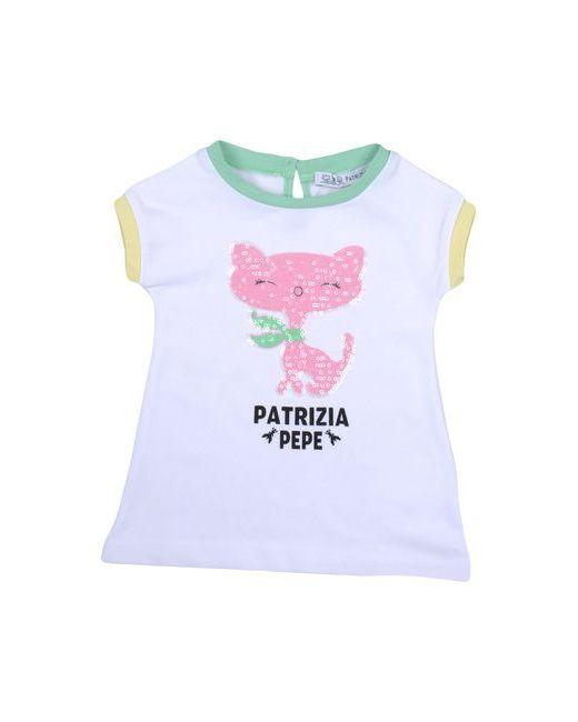 Patrizia Pepe | Женская Белая Футболка