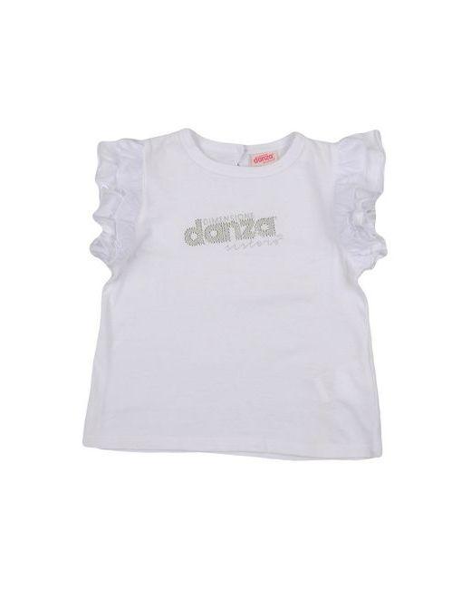 Dimensione Danza Sisters | Женская Белая Футболка