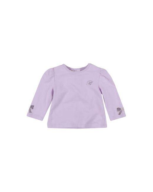 Miss Blumarine | Женская Фиолетовая Футболка