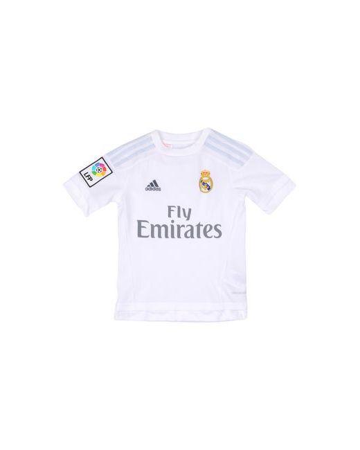 Adidas | Женская Белая Футболка