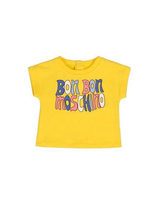Moschino Baby | Женская Жёлтая Футболка