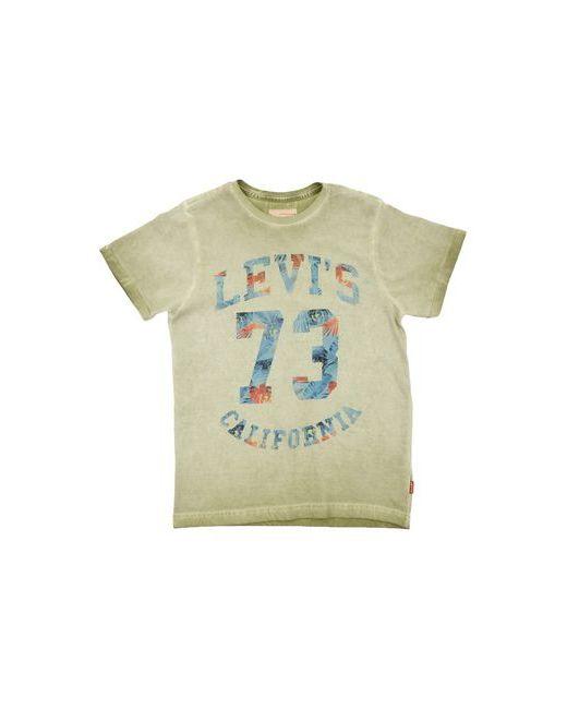 Levi'S Kidswear | Женская Зелёная Футболка