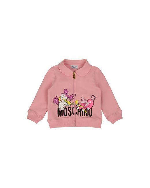 Moschino Baby   Розовая Толстовка