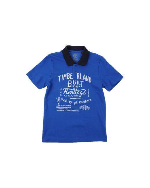 Timberland | Мужское Синее Поло