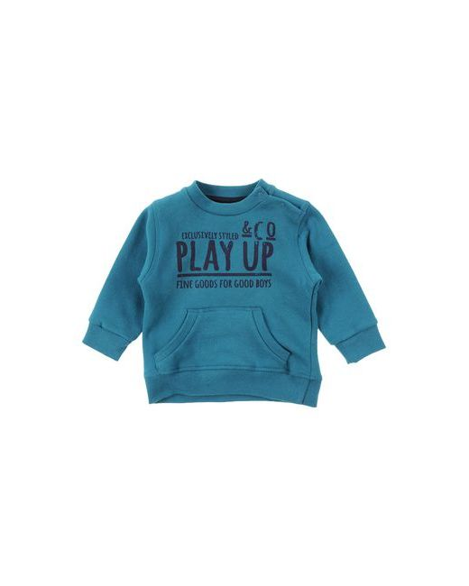 PLAY UP | Цвет Морской Волна Толстовка