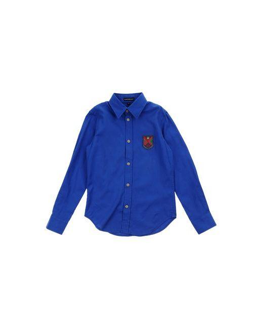 Heach Junior By Silvian Heach | Женская Синяя Pубашка