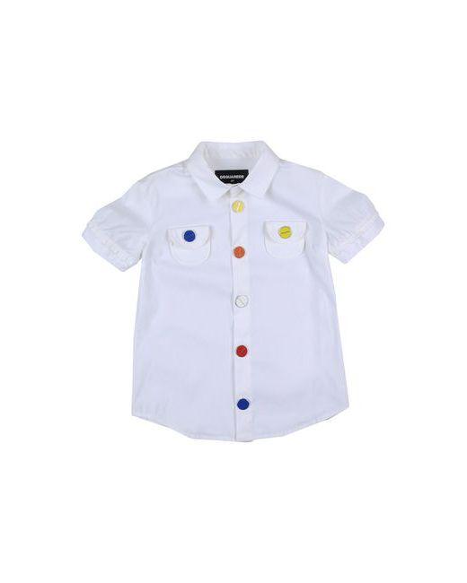 Dsquared2   Женская Белая Pубашка