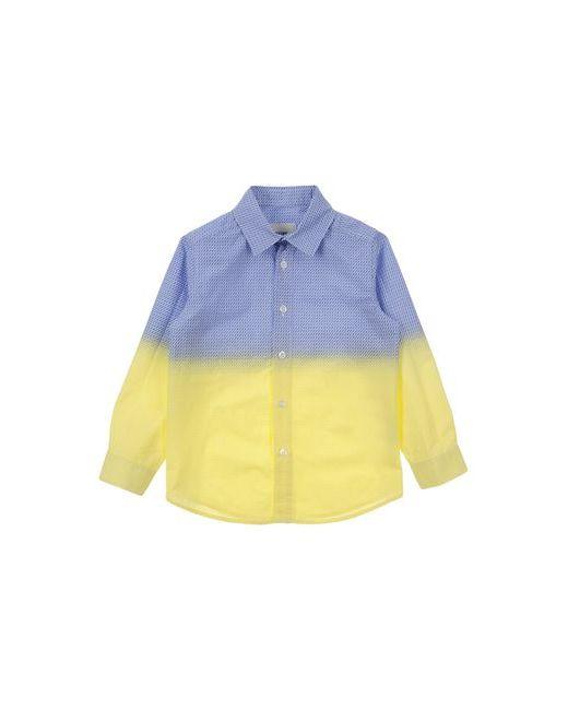 Fendi | Женская Синяя Pубашка