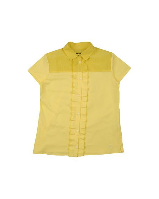Fay Junior | Женская Жёлтая Pубашка