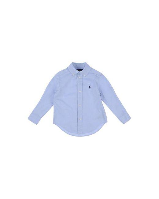 Ralph Lauren   Женская Синяя Pубашка