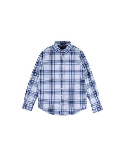 Gant   Женская Синяя Pубашка