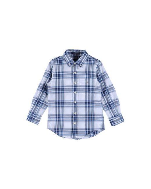 Gant | Женская Синяя Pубашка