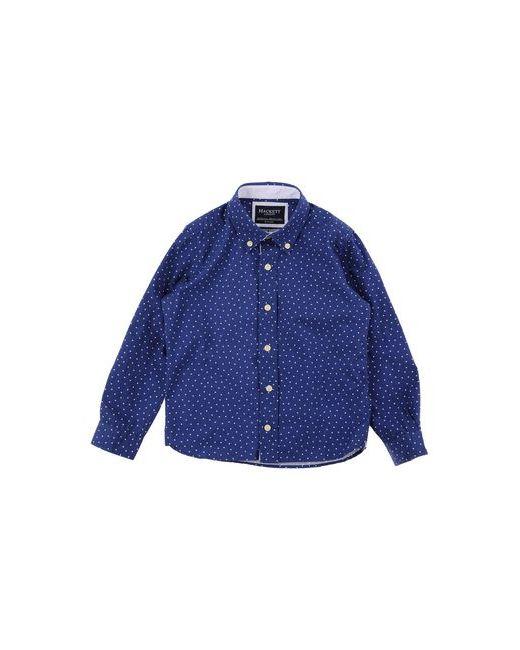 Hackett | Женская Синяя Pубашка