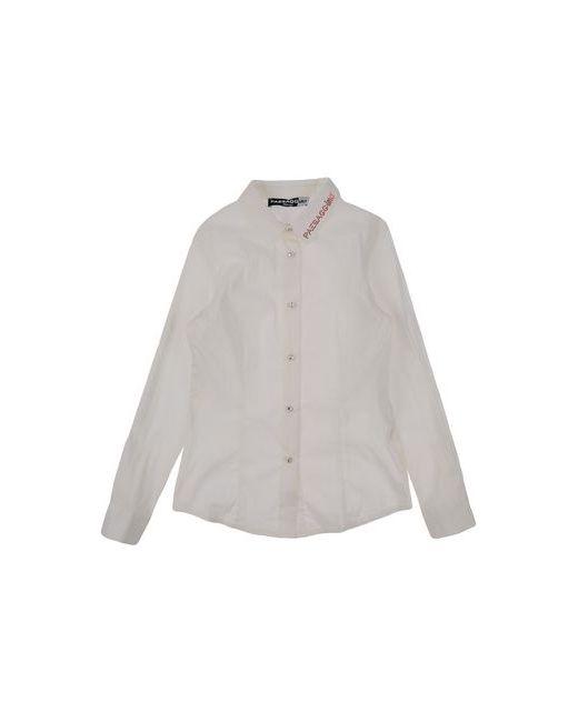 Paesaggino | Женская Белая Pубашка
