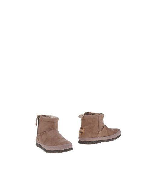 O-JOO | Мужские Серые Полусапоги И Высокие Ботинки