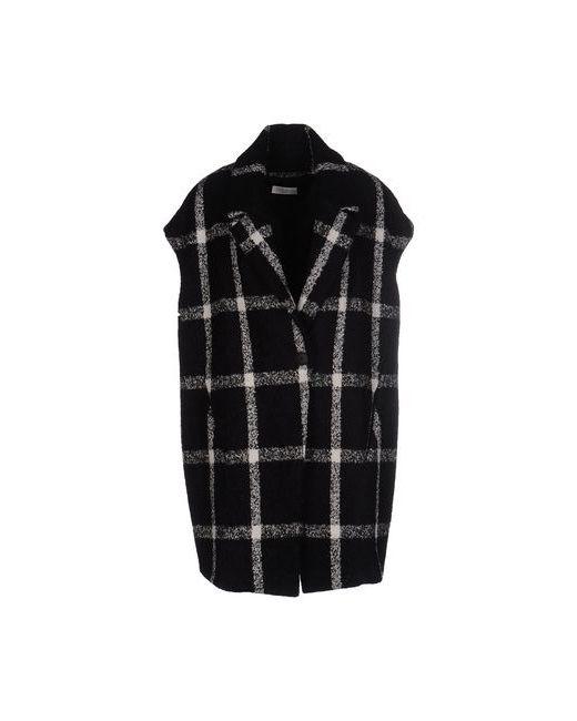 Antonelli | Женское Чёрное Легкое Пальто