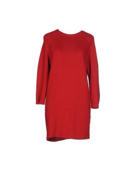 Hack | Женское Красное Короткое Платье