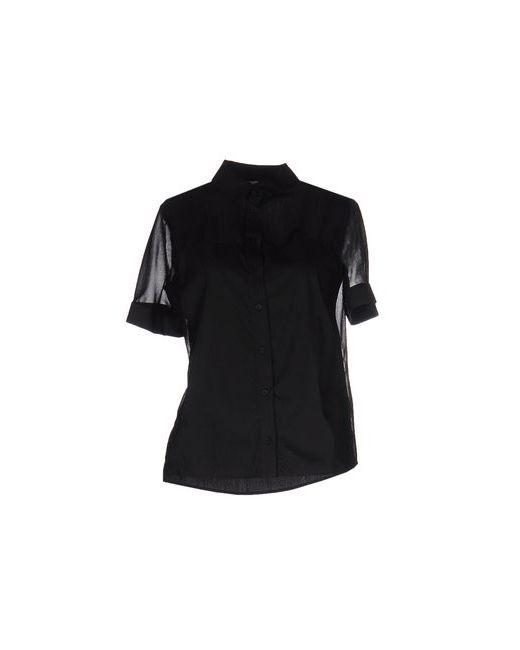 Betty Blue   Женская Чёрная Pубашка