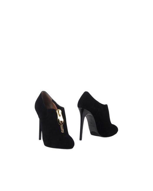 Tiffi   Женские Чёрные Ботинки