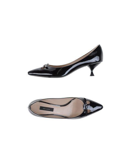 Marc Jacobs | Женские Чёрные Туфли