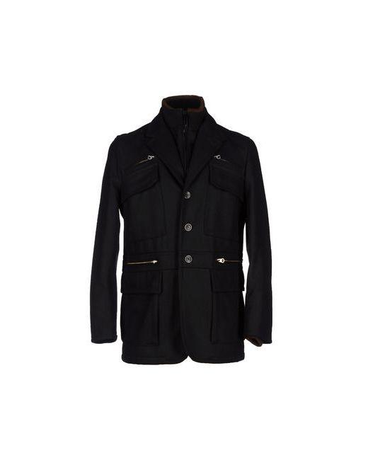 Manuel Ritz | Мужская Чёрная Куртка