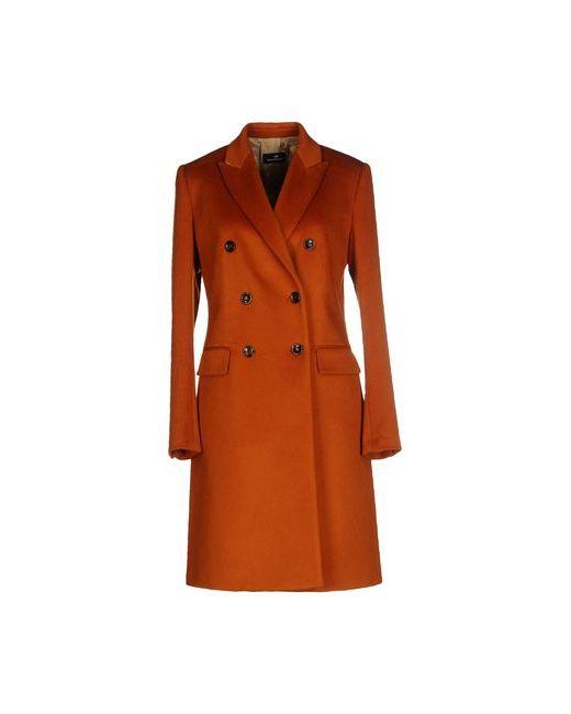 Alberto Biani | Женское Оранжевое Пальто