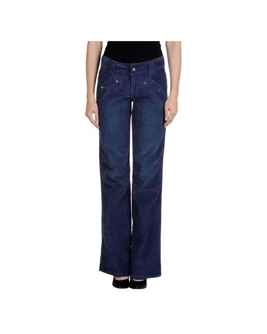 Pepe Jeans London | Женские Синие Повседневные Брюки