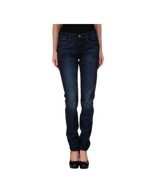 Joe'S Jeans | Женские Синие Джинсовые Брюки
