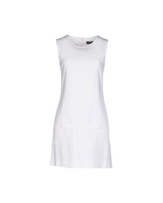 Byblos | Женское Белое Короткое Платье
