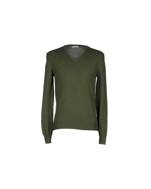 Gran Sasso | Зелёный Свитер