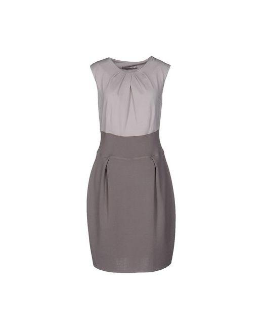 D.exterior | Женское Розовое Короткое Платье