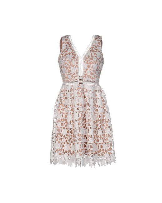 NUNÚ | Женское Телесное Короткое Платье