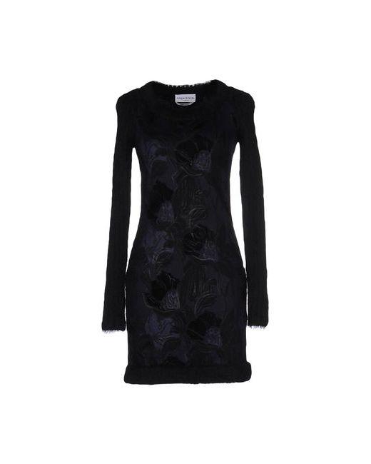Sonia Rykiel | Женское Чёрное Короткое Платье