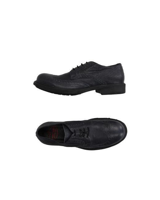 GIOVANNI CIARPELLA   Мужская Серая Обувь На Шнурках