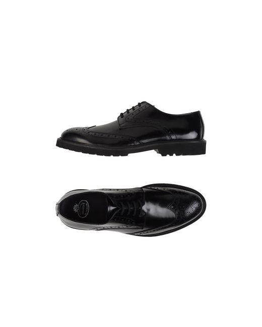 Brawn'S | Мужская Чёрная Обувь На Шнурках