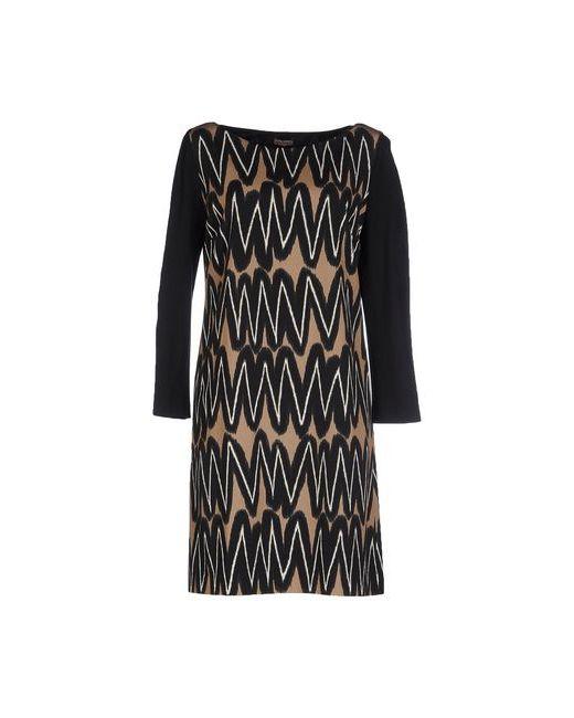 Maliparmi   Женское Чёрное Короткое Платье