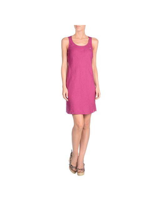 Ballantyne Beachwear   Женское Фиолетовое Пляжное Платье