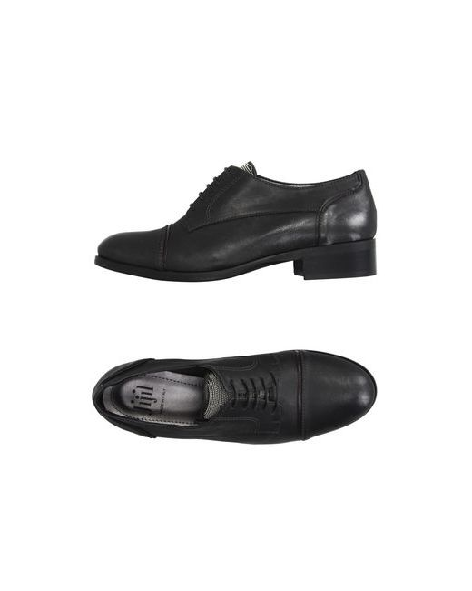 Jijil | Мужская Серая Обувь На Шнурках
