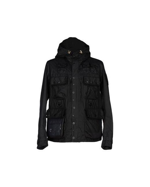BARBOUR ADIDAS | Мужская Чёрная Куртка