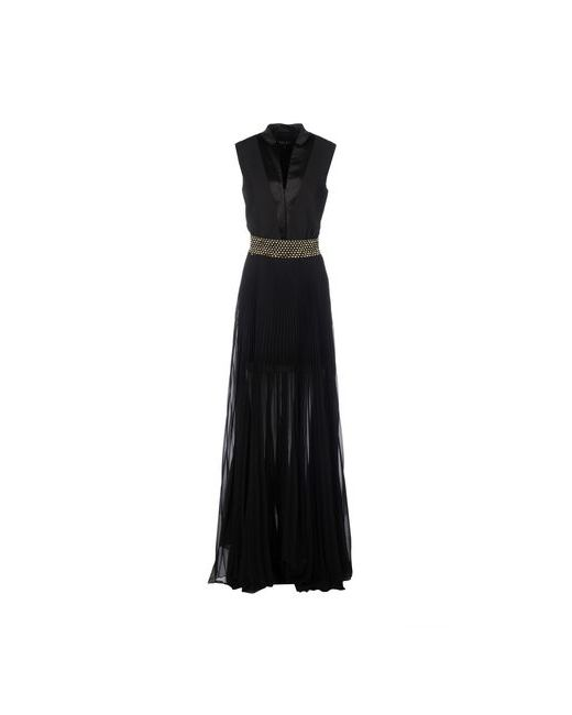 Maryc | Женское Чёрное Длинное Платье