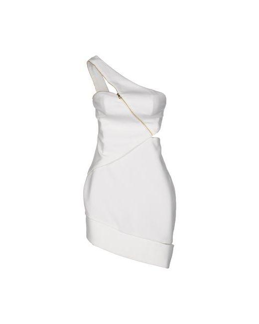 THREE FLOOR | Женское Белое Короткое Платье