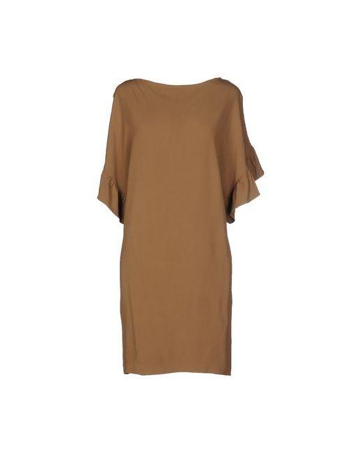 BELAIR | Женское Хаки Короткое Платье